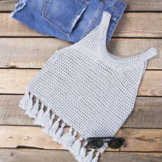 % 100 Bambu içeriğine sahip La Mia Bamboo ist ein b … - Kleidung Hand Knitting Yarn, Poncho Knitting Patterns, Baby Knitting, Crochet Patterns, Crochet Summer Tops, Summer Knitting, Crochet Crop Top, Crochet Bra, Crochet Blouse