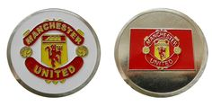 FIFA MANCHESTER UNITED WORLD FOOTBALL SOCCER COLLECTIBLE CHALLENGE COIN NEW