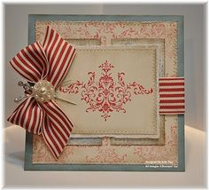 Beautiful idea to do to a frame as well....