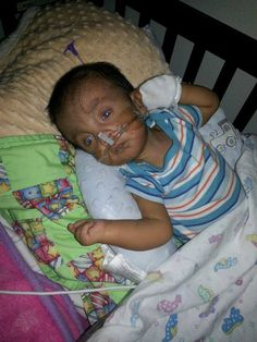 CALLING ALL PRAYER WARRIORS!!!  Via Ryan Wolf on Facebook...***Please keep 7 month old precious John Paul Serrata in your prayers!!! He is in hospice care, where doctors are trying to keep him as comfortable as possible. He's living with Trisomy 18, a rare chromosomal disorder.Please stand in faith and agreement for God to do the miraculous and heal this precious baby boy. Please share and keep this prayer chain going!!! Thanks and God bless you!!! <3