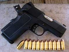 American Tactical Imports 45 ACP Lightweight Fatboy Semi-Automatic Pistol