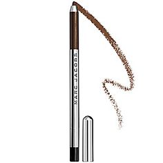Marc Jacobs Beauty Highliner Gel Eye Crayon in Brown(Out) 54 - golden brown #sephora Love this softer brown with a subtle sheen