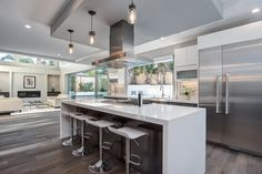 6 bed, 4 bath, 3460 sq. ft. house - like the great room kitchen flow