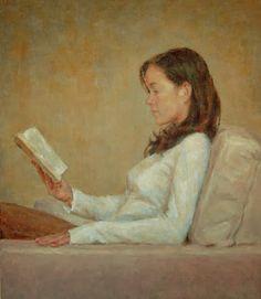 Helter, Ernest John (1957-...) Theresa reading, 2005-06