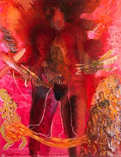 Nalini Malani, Untitled (Tomorrow) Nalini Malani, Art Quiz, India Art, Indian Artist, First Art, Various Artists, Limited Edition Prints, Installation Art, Art For Sale