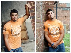 Senior Guy Posing http://crystalyphotography.com