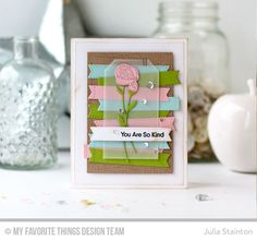 Roses in Bloom Card