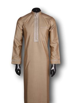 Kufnees Design 4032 Colour Khaki (Light Brown)