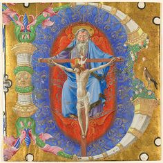 Crivelli, Taddeo  Italian, Ferrara, about 1460 - 1470  Tempera and gold on parchment