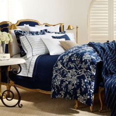 Capucine Bed Collection - Ralph Lauren Home Bedding Collections - RalphLauren.com