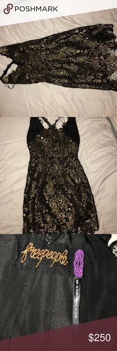 Free people designer dress Never worn WILLING TO OFFERS, very high quality🌹 Free People Dresses Mini