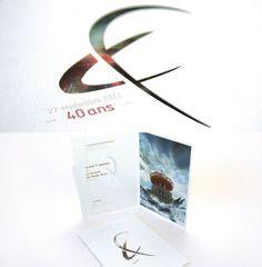 Invitation // Cabinet Vincent-Ségurel