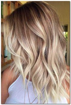 30+ Blonde Hairstyles Ideas