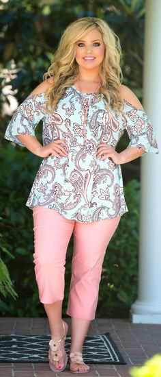 722a7ee9f25d8 Perfectly Priscilla Boutique is the leading provider of women s trendy plus  size clothing online. Our