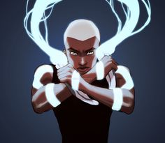 YOUNG JUSTICE : Photo