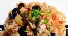 Recepty s tuňákem z konzervy, těstovinami a rýží - ochutnejte ty nejle
