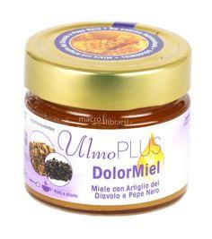 Buonissimo sia puro, che diluito come una tisana! Meraviglioso miele di Ulmo con Artiglio del diavolo e pepe nero.