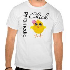 Paramedic Chick T Shirt, Hoodie Sweatshirt