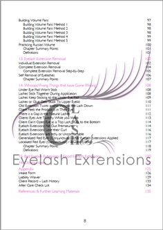 The Lash Manual is the most comprehensive training tool available for eyelash ex… – microblading eyebrows Eyelash Extension Removal, Eyelash Extension Course, Semi Permanent Eyelash Extensions, Eyelash Extension Training, Semi Permanent Eyelashes, Volume Lash Extensions, Microblading Eyebrows After Care, Russian Volume Lashes, Curling Eyelashes