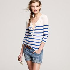 I wish I could buy every jcrew outfit.