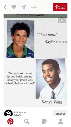 Well Taylor got his way. Funny Drunk Texts, Stupid Funny Memes, Funny Facts, Haha Funny, 9gag Funny, Funny Stuff, Best Yearbook Quotes, Senior Yearbook Quotes, Funny Senior Quotes