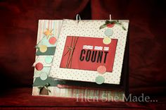 Then she made...: Activity based Advent Calendar
