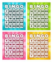 Find Bingo Cards stock images in HD and millions of other royalty-free stock photos, illustrations and vectors in the Shutterstock collection. Bingo Cards To Print, Free Printable Bingo Cards, Bingo Card Template, Printable Certificates, Printables, Human Bingo, Bingo Patterns, Bingo Online, Candy Corn Crafts