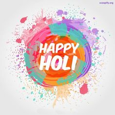 Best Holi Images To Shower Your Feelings On Your Loved Ones ----  #13. Festival of colours- Holi Images
