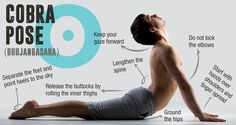 Make sure you're reaping all the benefits of Cobra pose!