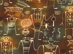 Legends and Prophecies of the Hopi Indians~ and Prophecies~ Coast to Coast- George Noory Indian Artifacts, Ancient Artifacts, Aliens And Ufos, Ancient Aliens, Native American Songs, Hopi Indians, Artist Art, Rock Art, Art Lessons