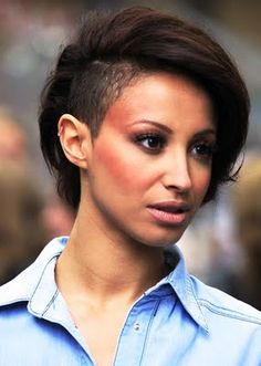 I am cutting my hair like this!!
