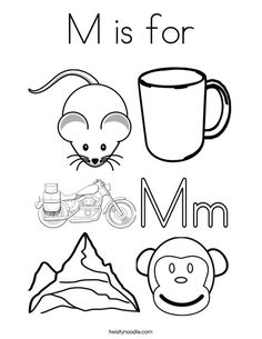 Find This Pin And More On Letter Coloring Pages Worksheets Mini Books