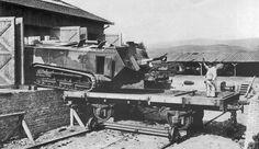 Штурмовой танк «Сен-Шамон»