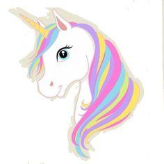 White unicorn vector head with mane and horn. Unicorn on starry background. poster ) ) White unicorn vector head with mane and horn. Unicorn on starry background. Unicorn Painting, Unicorn Drawing, Unicorn Art, Magical Unicorn, Rainbow Unicorn, Unicorn Rooms, Unicorn Head Cake, Beautiful Unicorn, Baby Unicorn