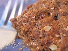 Gluten-Free Oatmeal-Quinoa Breakfast Bars  by Gluten-Free Goddess