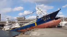 Recopilación de accidentes de navíos