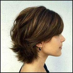 Beste Bild Bob Frisuren Dickes Haar Speziellsten | Frisure Mode ... | Einfache Frisuren