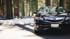A road trip in the Acura ILX.