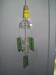 Reciclar botellas.