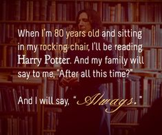 harry potter forever :)