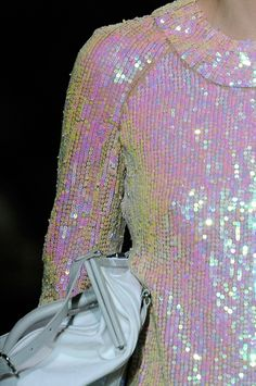 now this is a sequin party