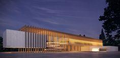 Proposta Pavilhão Brasileiro Expo Milão 2015 . Studio MK27 | Marcio Kogan
