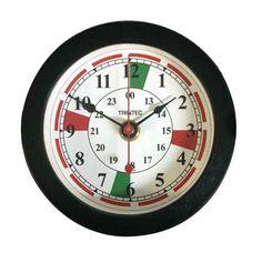 Vector Post-War Radio Sector Clock