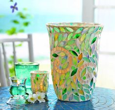 Mosaic Style Inspired By the Sea!