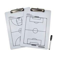Magnetic Football Coaching Board Tactics Board Soccer Tactics Plate Whiteboard Marker Basketball Tactic Board In 2020 Whiteboard Marker Coaching Soccer