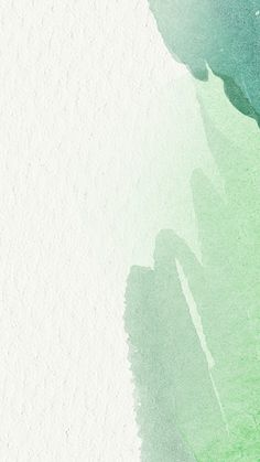 Download free illustration of Green watercolor on a beige background