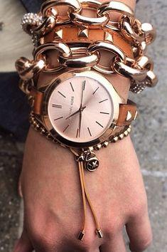 Beautiful #MichaelKors accessories http://rstyle.me/n/grgm5nyg6