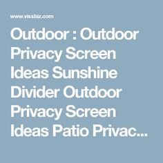 Deck Design Ideas, Pictures And Remodels  Neat Idea For Privacy For A  Corner Lot   Backyard Sunshine   Pinterest   Deck Design, Decking And  Backyard