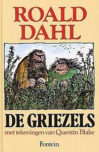 Abdellah's lievelingsboek is: De Griezels geschreven door Roald Dahl