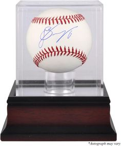 fc42de100 Jonathan Schoop Baltimore Orioles Signed Baseball and Baseball Display Case